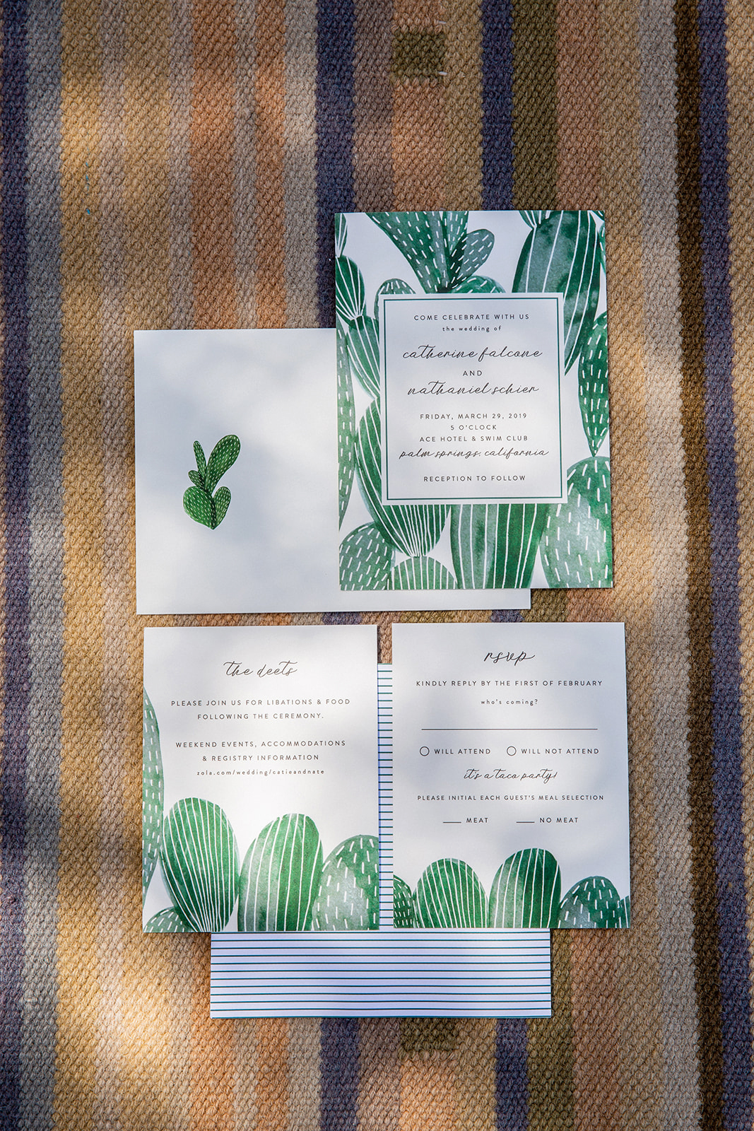 Ace Palm Springs Wedding